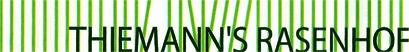 Thiemann Rollrasen Logo